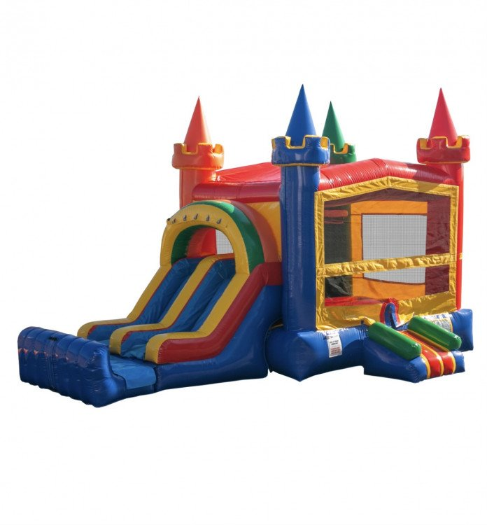 Colorful Castle Combo